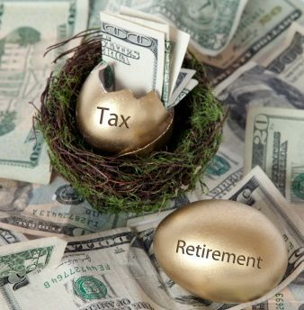 retirement and taxes