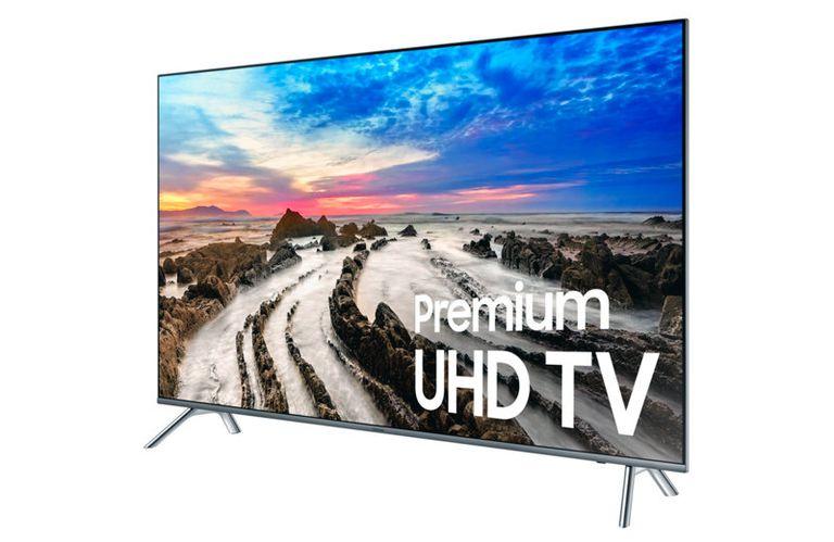 Samsung MU8000 Series 4K Ultra HD TV