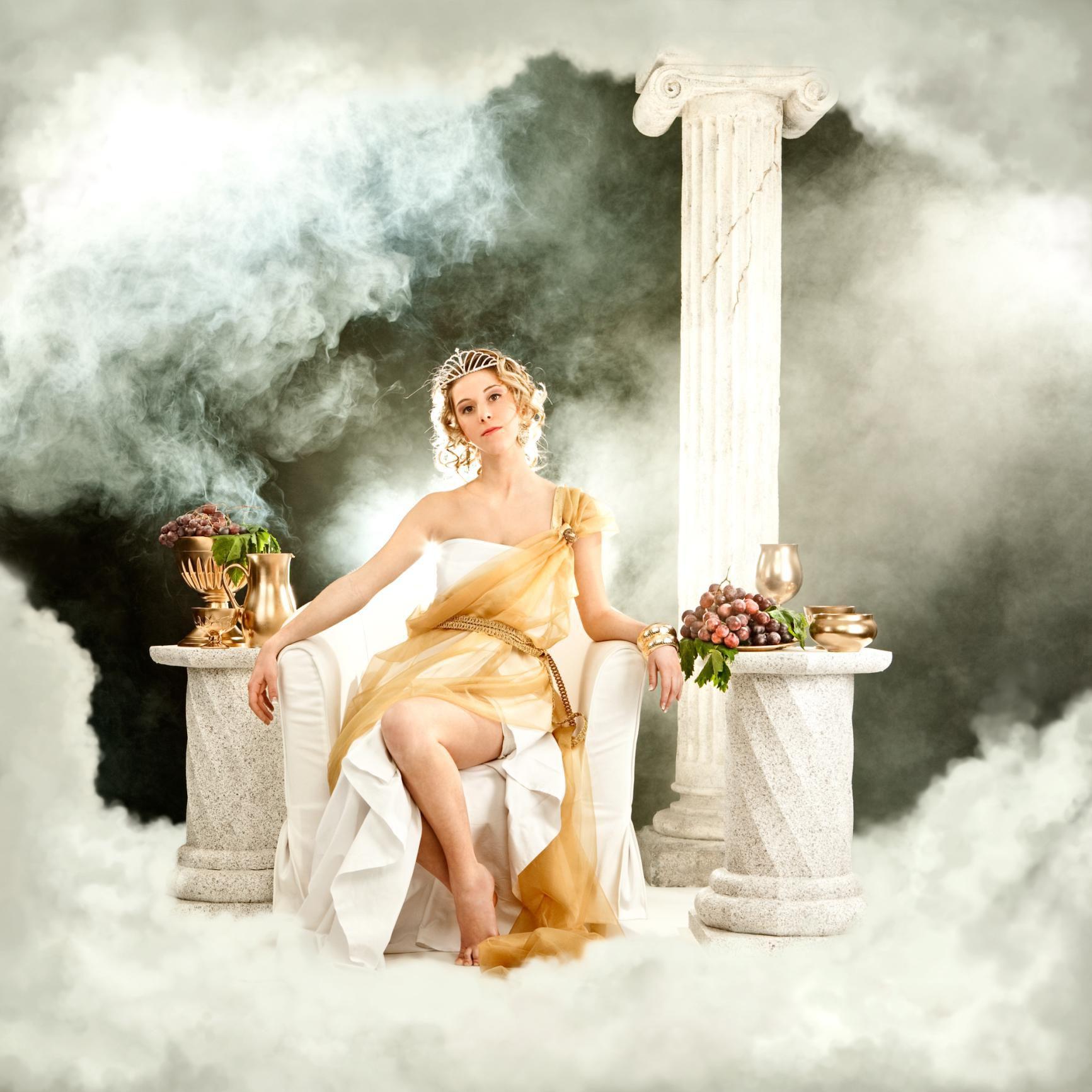 the relationship between zeus and hera the ancient greek gods