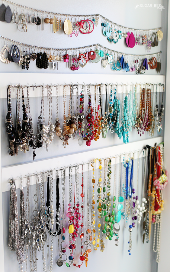 How to Organize Necklaces advise