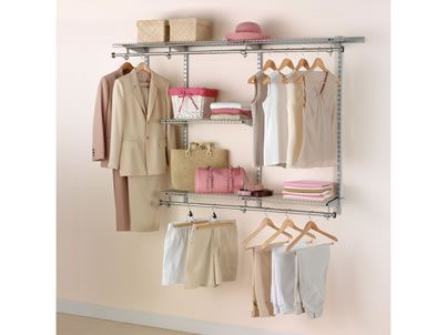 Image Result For Rubbermaid Closet Configuration Ideas