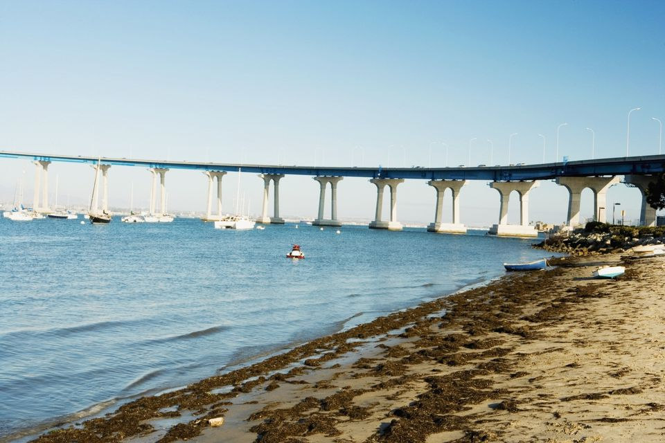 Coronado Bridge: A San Diego Landmark