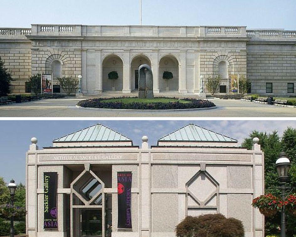 Freer and Sackler Galleries