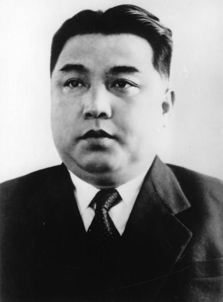 Image result for kim il sung