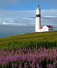 Point Amour Lighthouse, Labrador, Canada