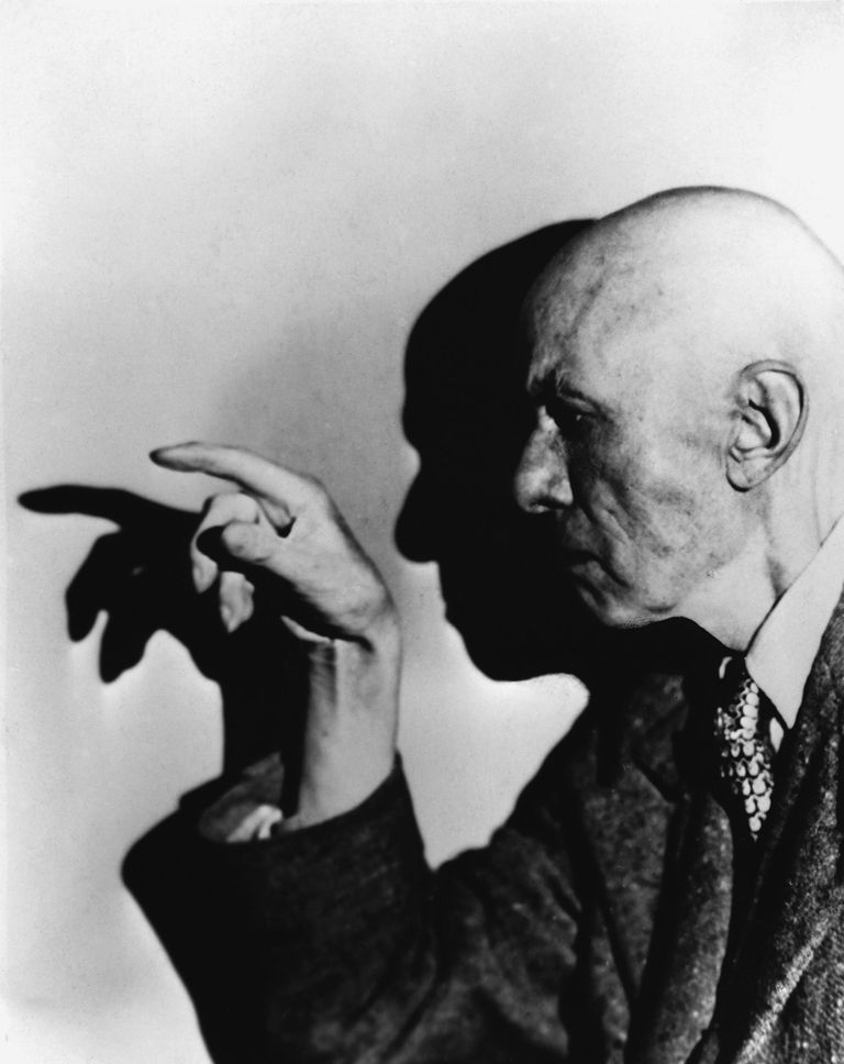 Aleister Crowley, English Writer and Magician