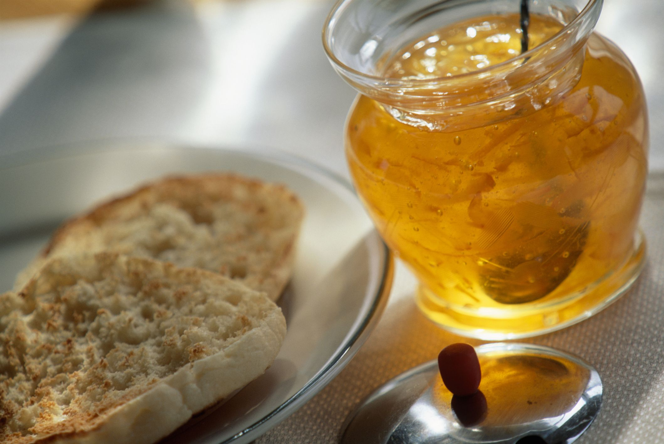 orange marmalade with fresh ginger recipe