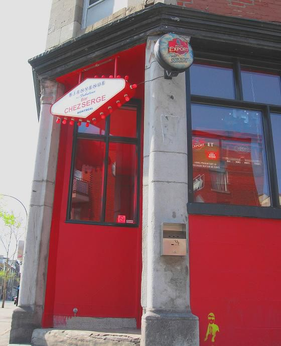 montreal sports bar chez serge