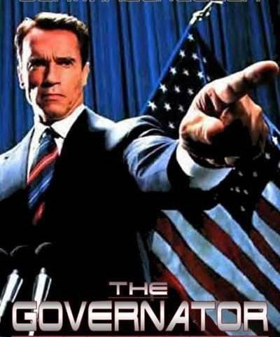 Governator Arnold Schwarzenegger