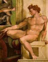 Michelangelo Ignudo