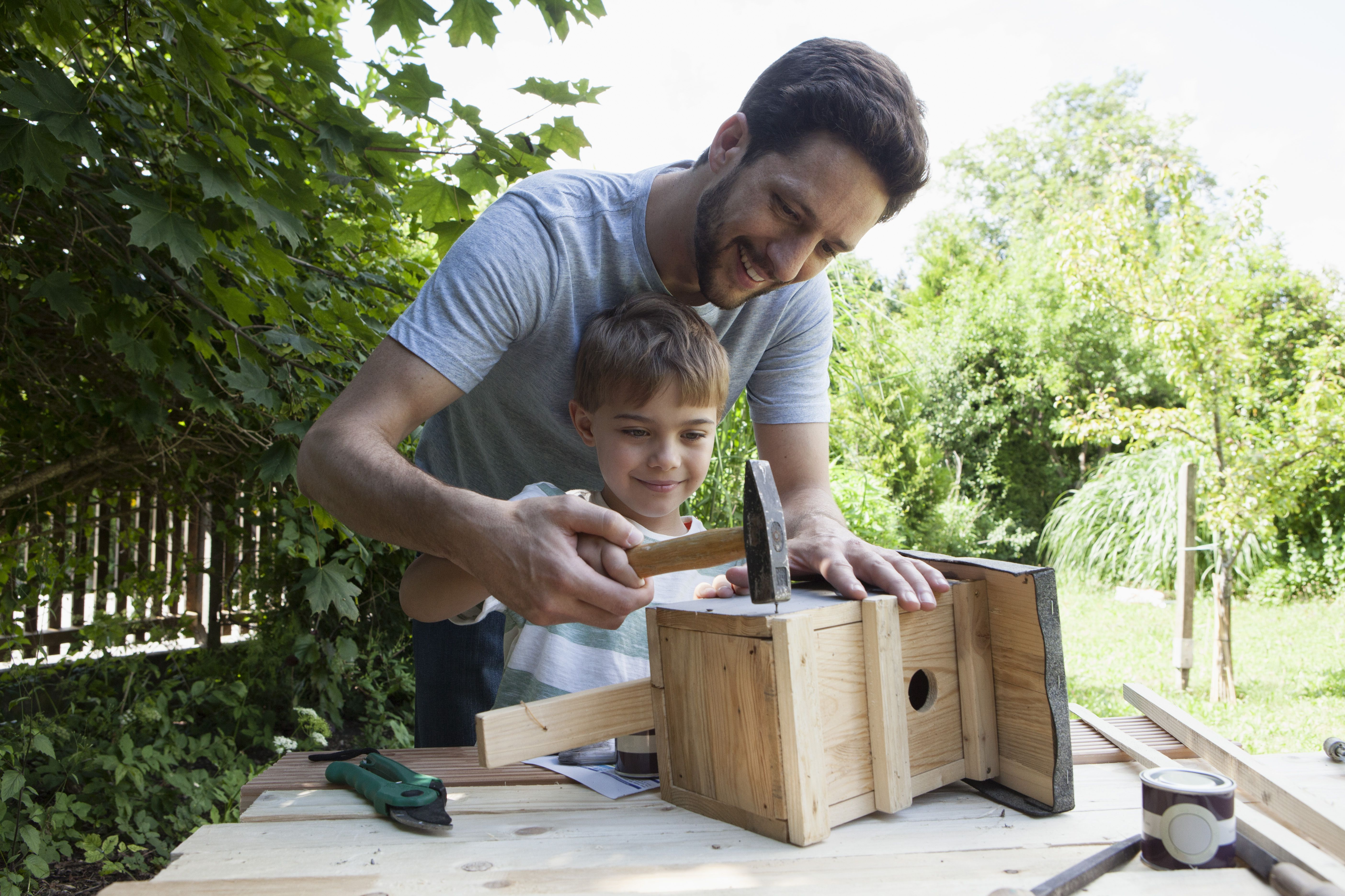 Do It Yourself Home Design: 23 Free Birdhouse Plans You Can Build Right Now