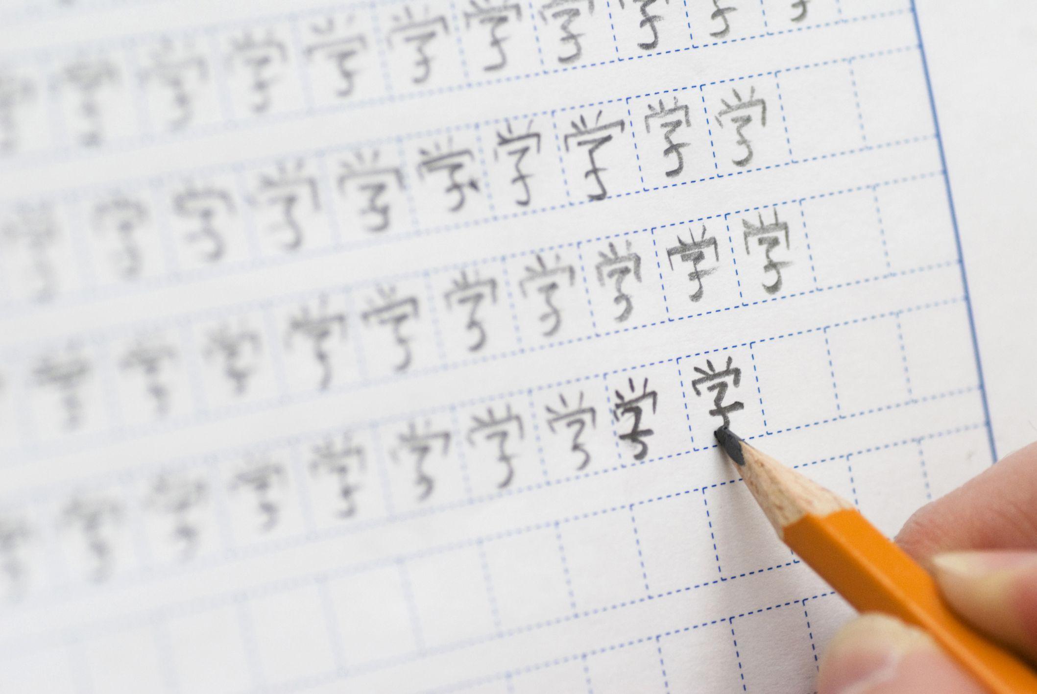 English In Italian: Learning Mandarin Chinese