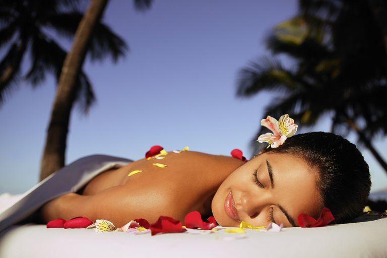 Hawaiian massage