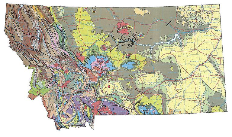 Geologic maps of the 50 united states geologic maps of the 50 united states image courtesy montana state university map by robert l taylor joseph m ashley r a chadwick s g custer gumiabroncs Image collections