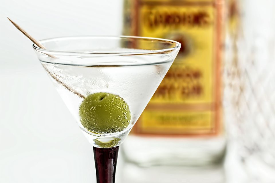 how to make a gin martini without vermouth