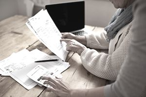 Filing personal income taxes