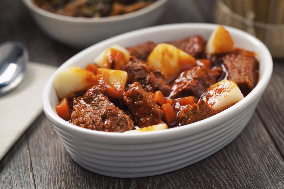 Slow Cooker Gingered Beef
