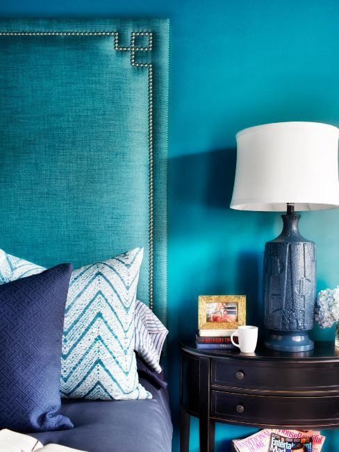 How To DIY Your Own Upholstered Headboard