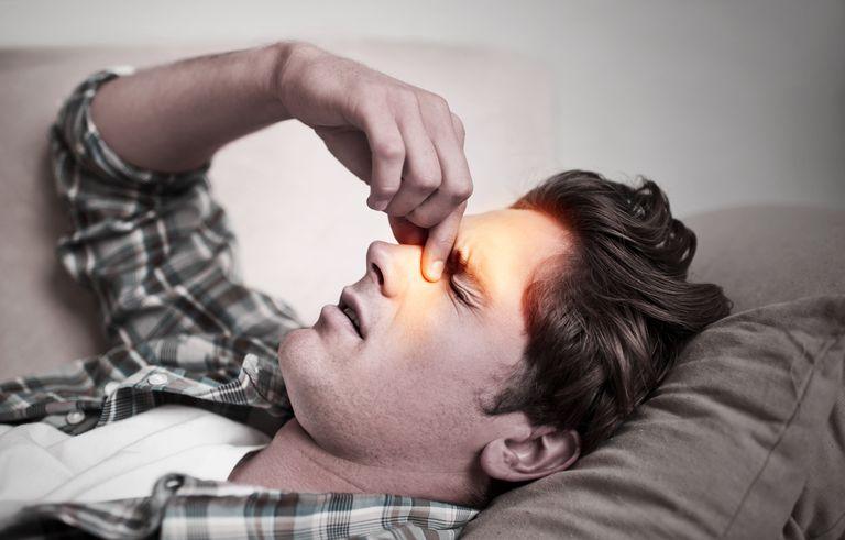 Dry Sinuses cause Sinus Pain
