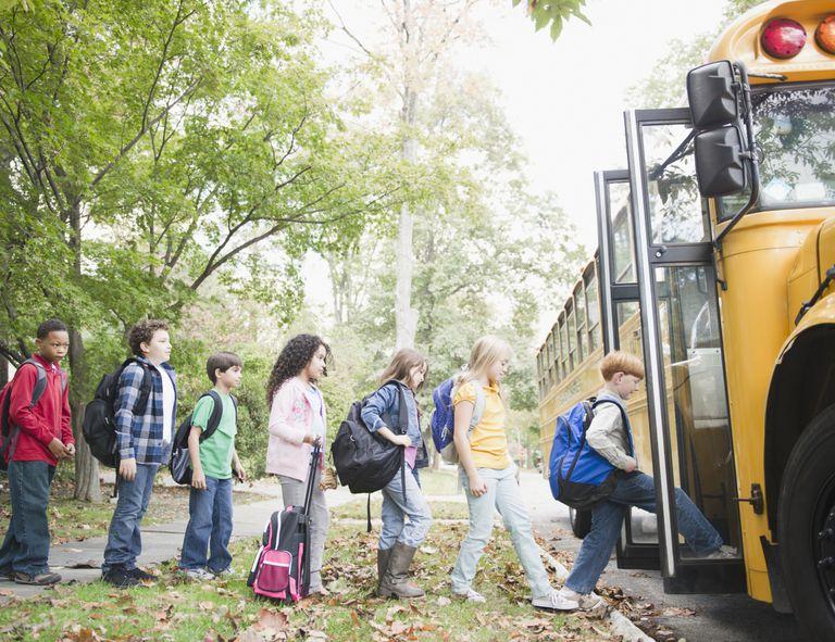 School-bus-line