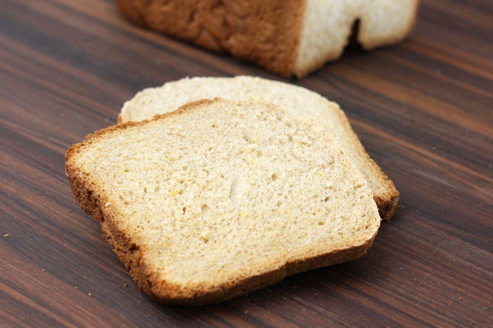 Sweet Potato Bread for the Bread Machine