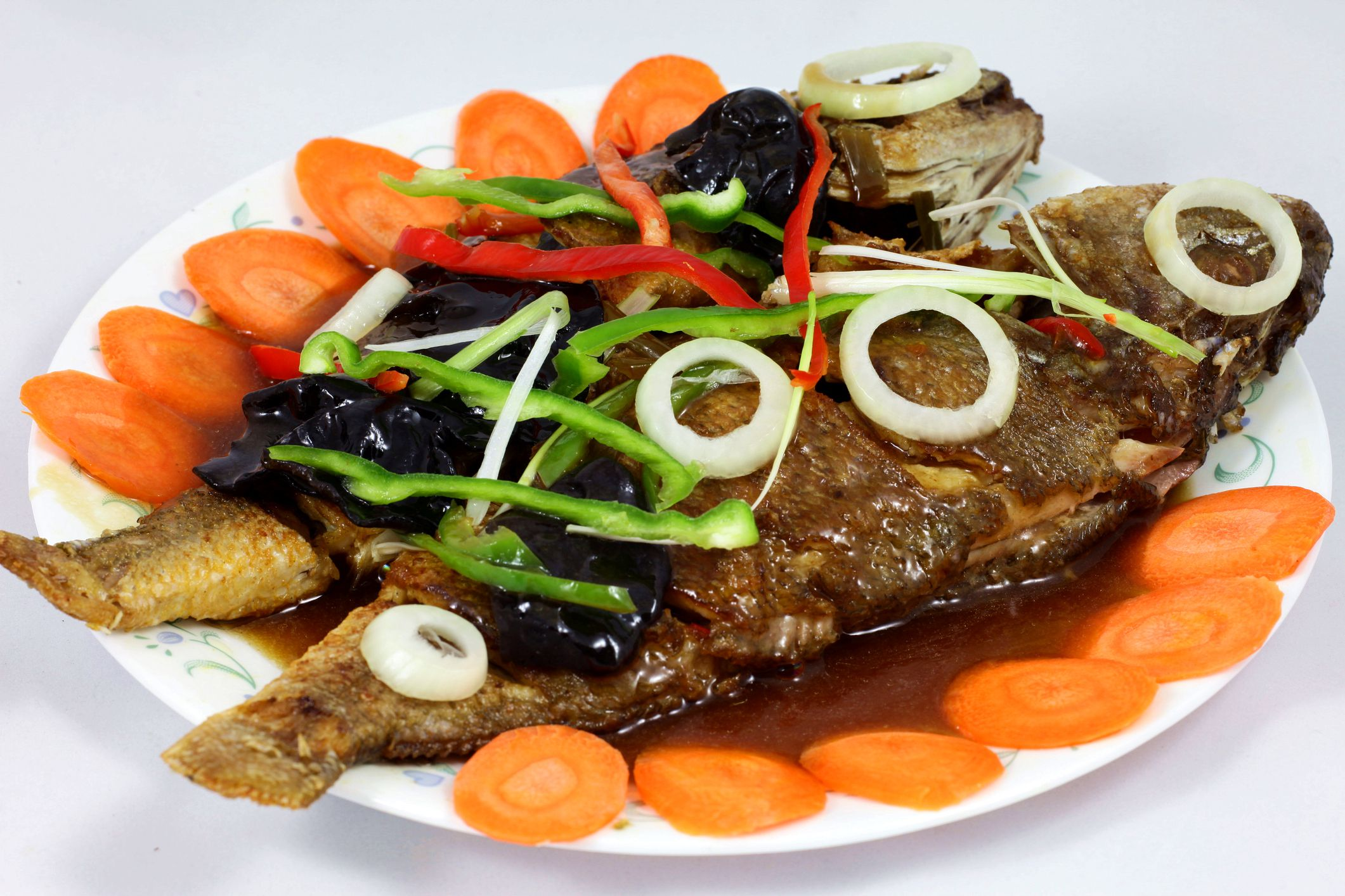 Sichuan Sweet and Sour Crispy Fish Recipe