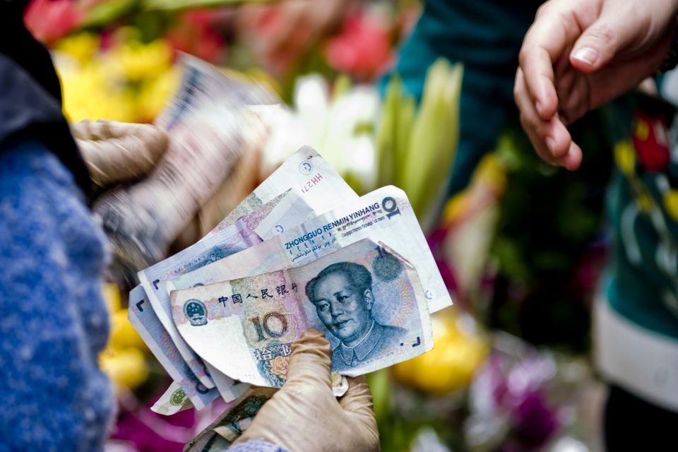Tipping in China: Chinese Money