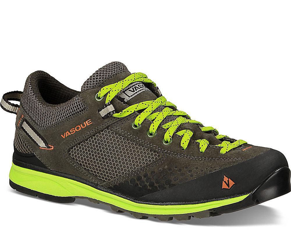 Gear Review: Vasque Grand Traverse Shoes