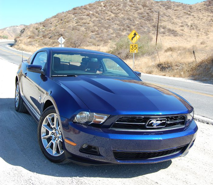 Test Drive: 2010 Ford Mustang V6