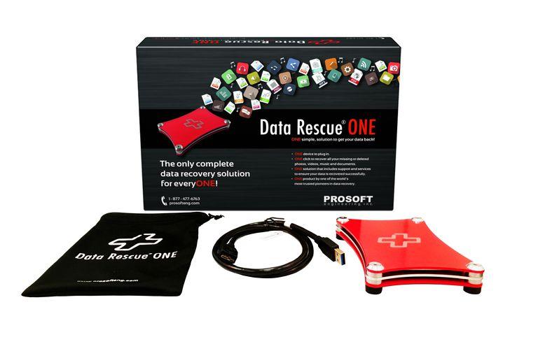 Data Rescue One