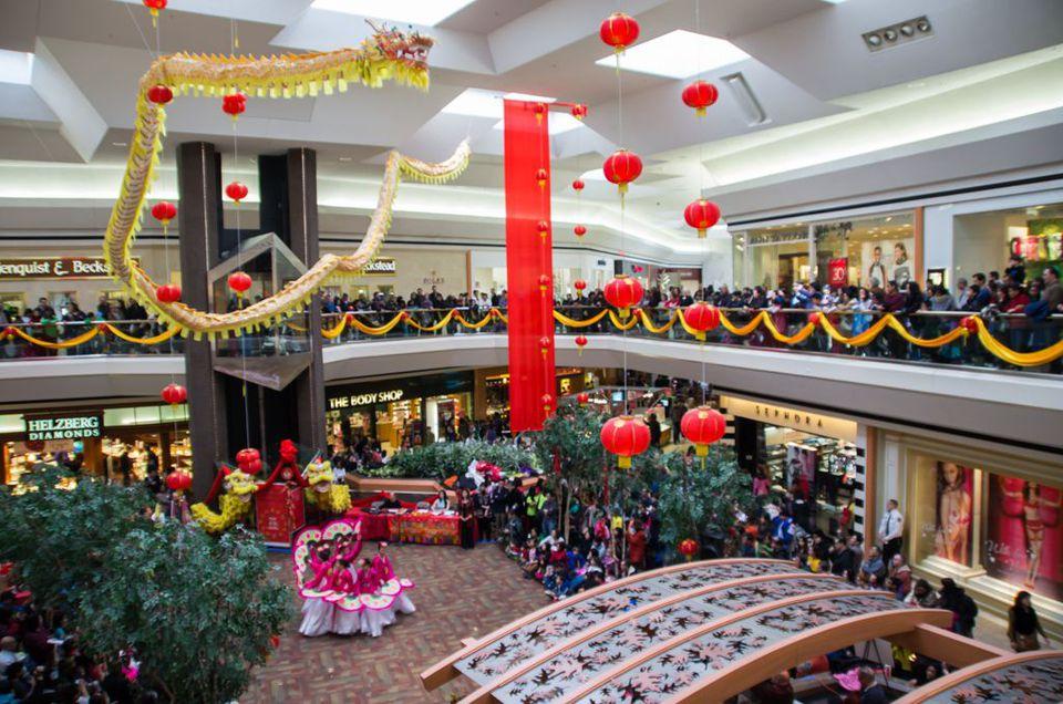lunar new year 2018 - fair oaks mall