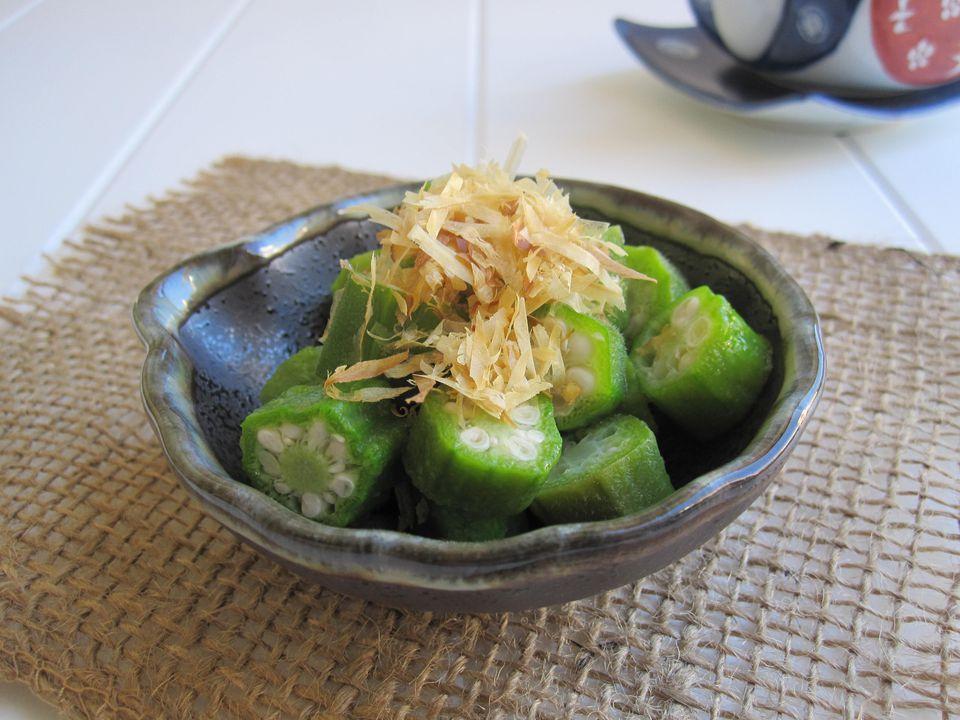 recipe: raw okra salad [11]
