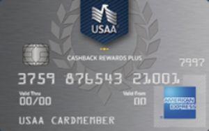 USAA Cashback Rewards Plus American Express