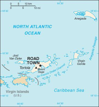 Caribbean Maps Show Where Your Cruise Is Going - Islands of the caribbean map
