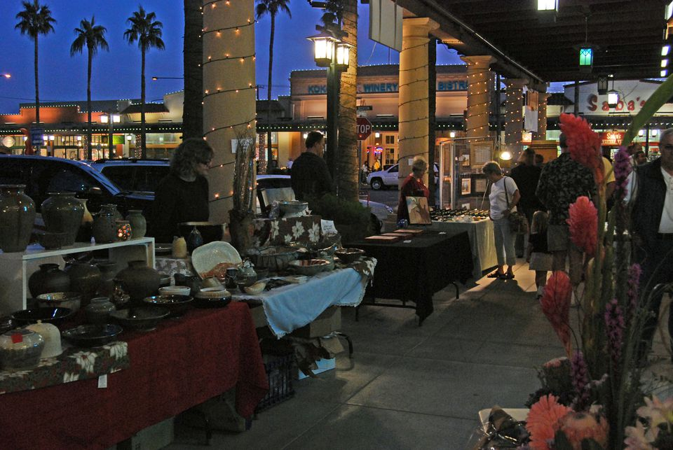 Chandler Art Walk