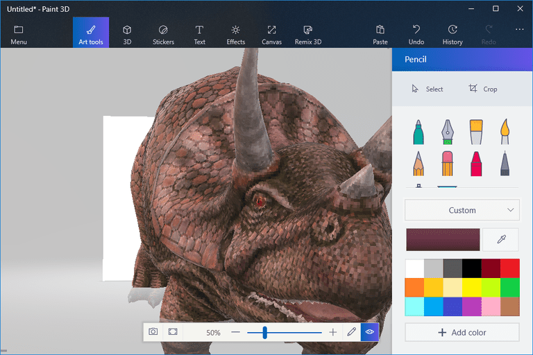 What is microsoft paint 3d for How to paint 3d