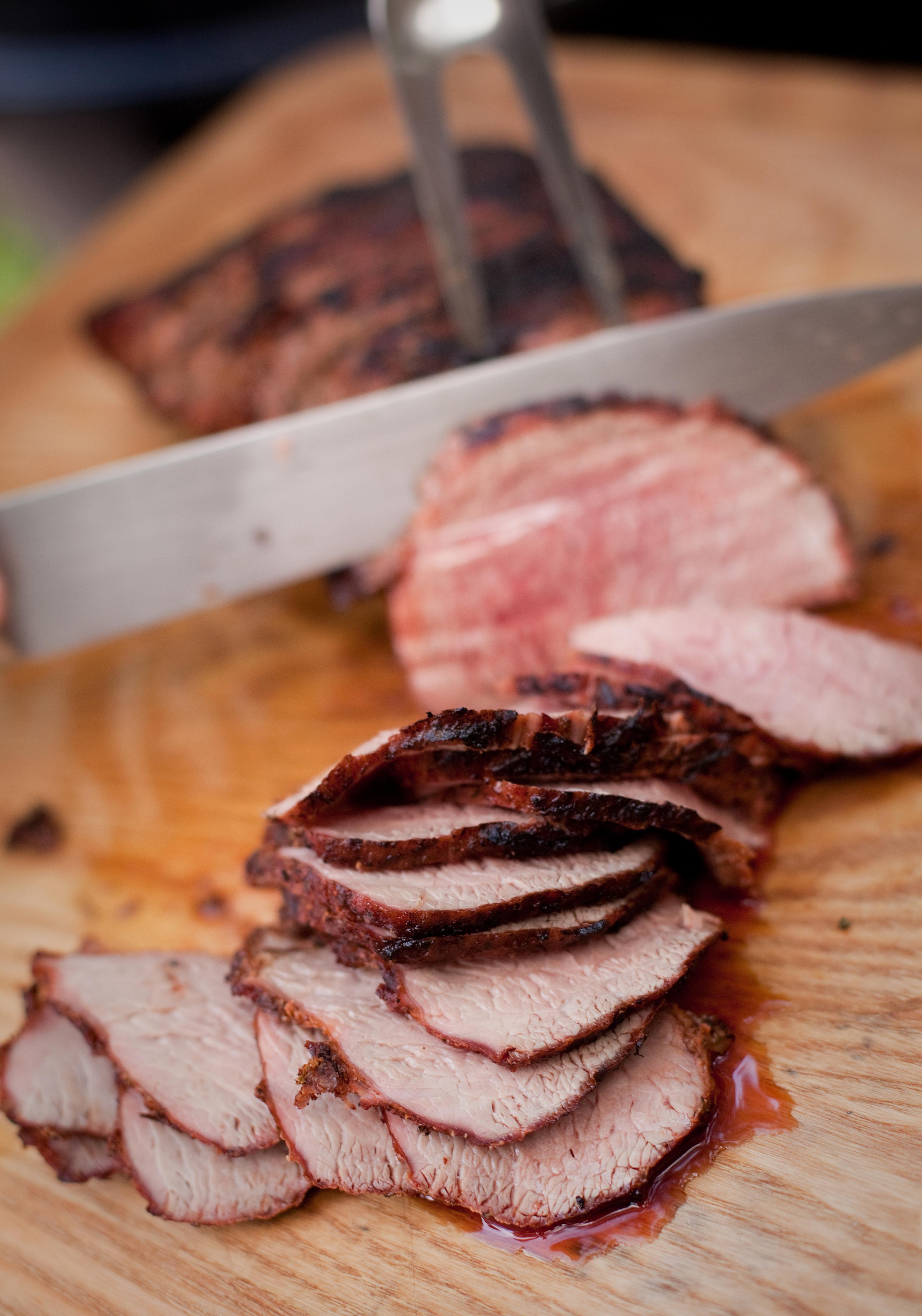 Smoked Tri Tip Roast Recipe