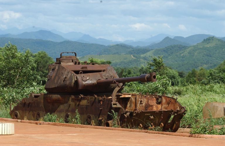 War Tourism in Vietnam