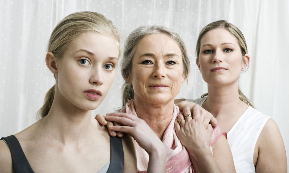 three generations of women can be involved in family conflict