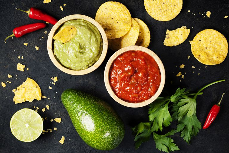 Healthy Mexican Food Must-Haves