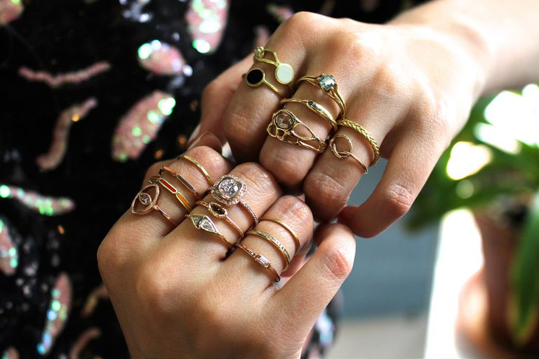 Top Jewelry Blogger, Danielle from Gem Gossip