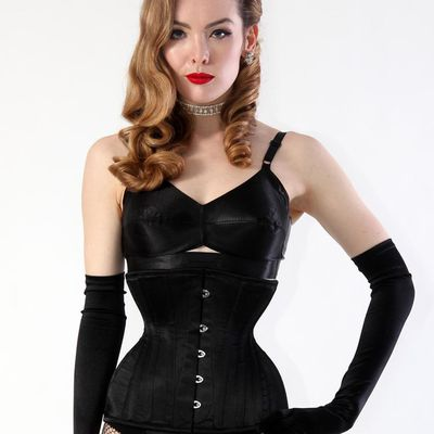 What's the Difference Between a Corset and a Bustier?