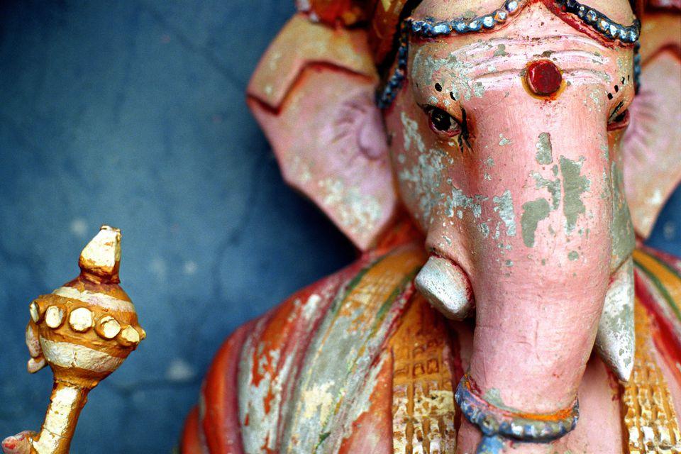 Ganesh and feng shui