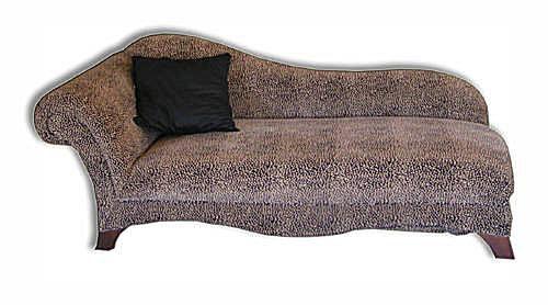 An Upholstered Divan