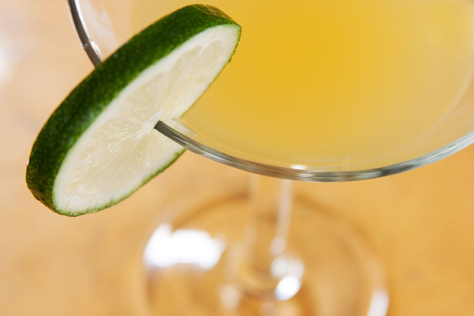 Absolut Vodka's Mango Spice Cocktail Recipe