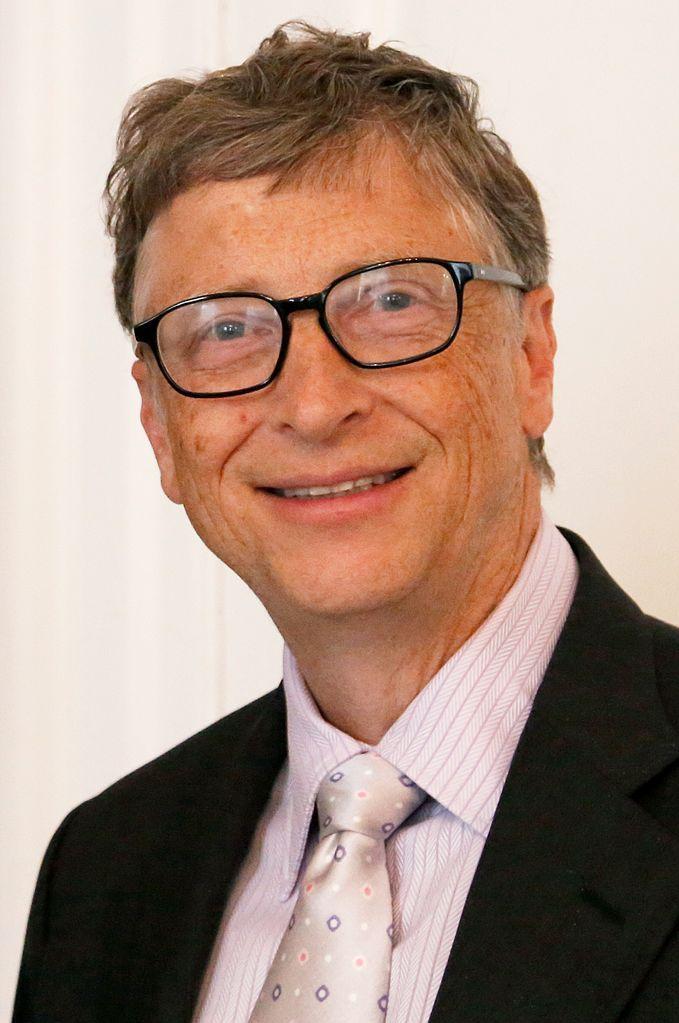 Bill Gates July 2014
