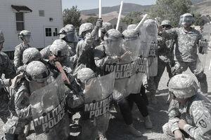 California National Guard MP's
