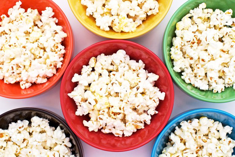 Microwave popcorn may contain diacetyl.