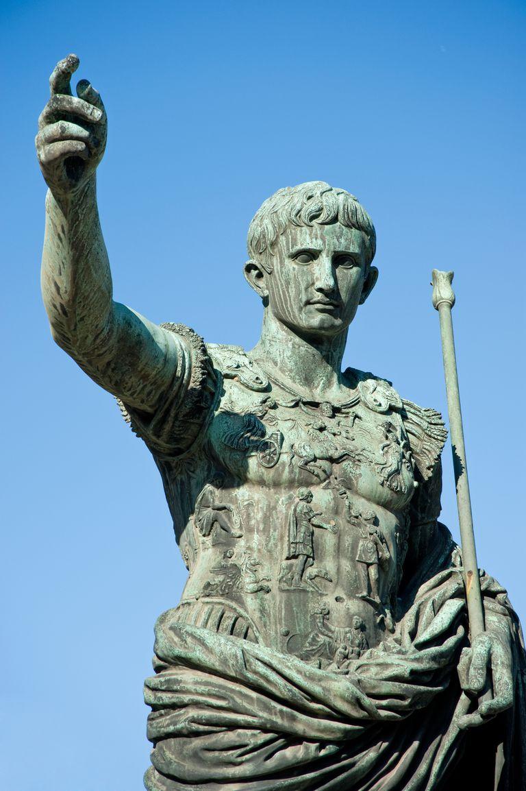 Augustus emperor