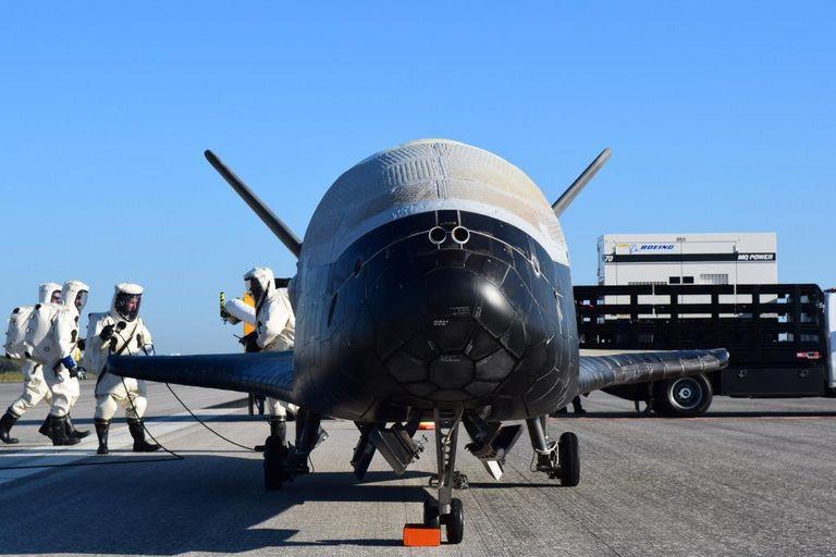 X-37B orbiter